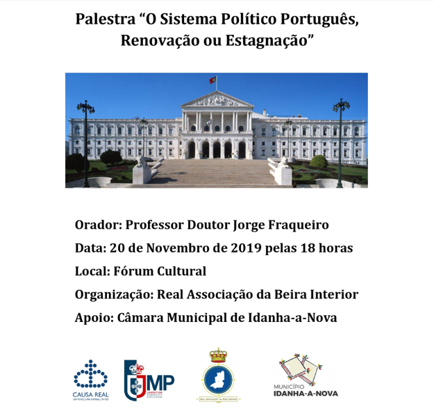 Palestra 20nov19
